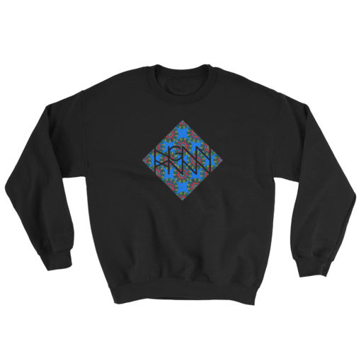 C372: COLONY (SWEATSHIRT) black