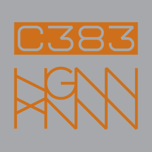 C383: FONTANA back logo grey